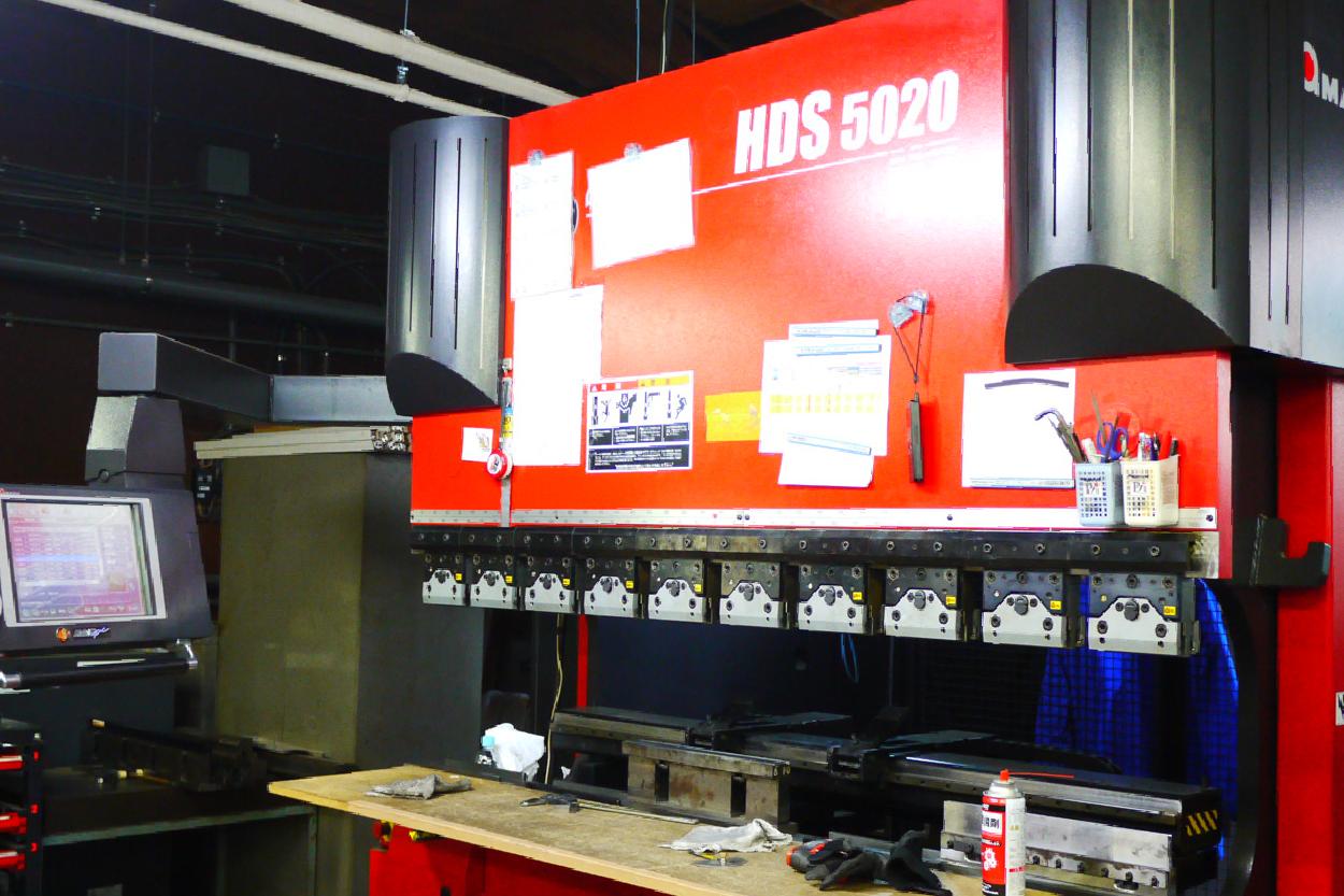 AMADA HDS-5020NT