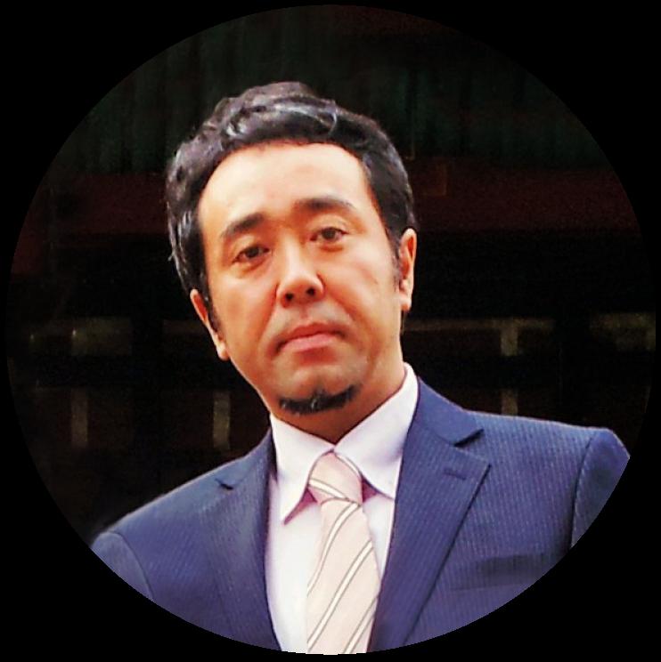 二代目代表取締役 加藤啓介